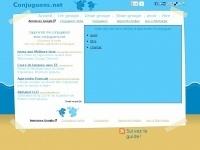 Conjuguons.net, pour apprendre sa conjugaison | Remue-méninges FLE | Scoop.it