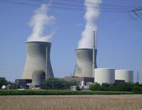 German nuclear plant's fuel rod system swarming with old malware | Analysing Cybercrime. | Scoop.it