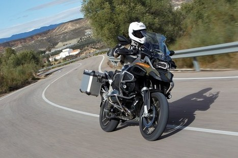 First ride: 2014 BMW R1200GS Adventure review - Road Tests: First ...   Best Motors Video   Scoop.it