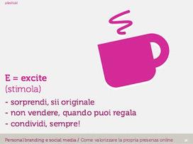 Come valorizzare la propria presenza online | Social Media Marketing e Personal Branding | Scoop.it