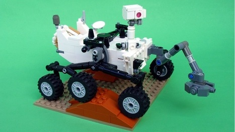 Mars Science Laboratory Curiosity Rover | The Robot Times | Scoop.it