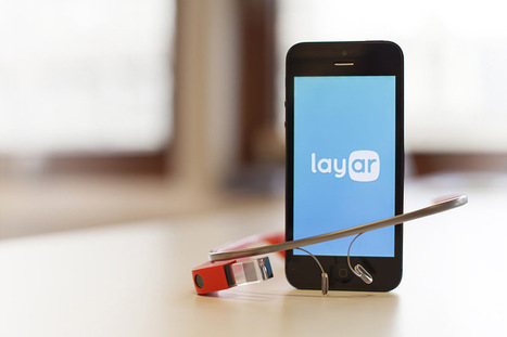 Layar app for Google Glass takes the wearable to the next level [VIDEO] - Phandroid.com | Narrative Tech | Scoop.it