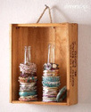 Dirty Work: 5 Awesome Junk Décor Ideas | Upcycling & Recycling | Scoop.it