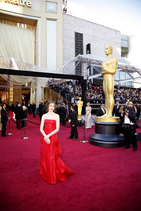 The Oscars on Social Media Visualized [INFOGRAPHIC] | BRAND marketing Curation | Scoop.it