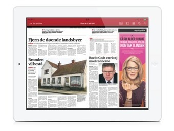 From paper layout to tablet format – all done automatically | Digital newspaper publishing on web and devices | Scoop.it