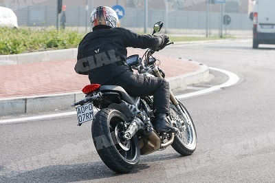Ducati World Exclusive 2: Ducati Scrambler spied! | Ductalk Ducati News | Scoop.it