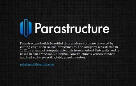 Dropbox Has Quietly Acquired Parastructure, A Big Data Startup In Stealth | TechCrunch | Big Media (En & Fr) | Scoop.it