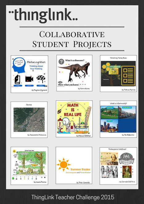 9 Interactive Collaborative Projects to Explore & Reuse | Cool Tools for 21st Century Learners | Educational Technology in the Library | Scoop.it