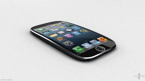 Apple Patents Curved Touch Screen And Display Tech | TechCrunch | Machinimania | Scoop.it