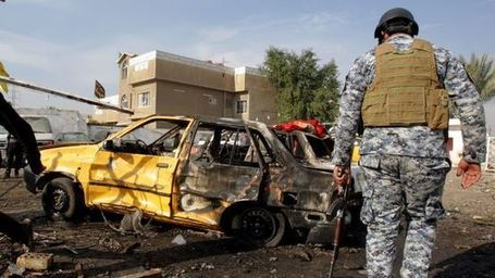 #Iraq: #Baghdad bombings claim 23 lives | From Tahrir Square | Scoop.it