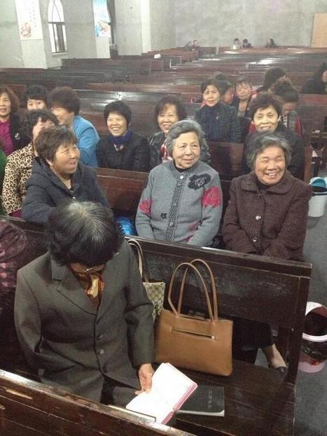 Tweet from @tomphillipsin   Church Demolition Threat Sparks Sit-In in Wenzhou, China   Scoop.it