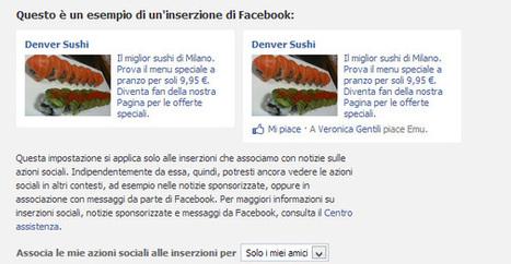 Facebook Marketing: 5 cose di Facebook che forse non sai | Social Media Marketing Consigli | Scoop.it