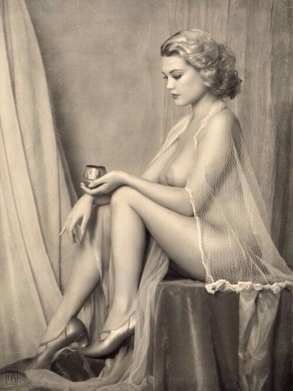 Vintage Erotica | Retro | Pinterest | vintage nudes | Scoop.it