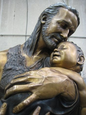 Looking at St. Joseph: Happy Father's Day | religous art | Scoop.it