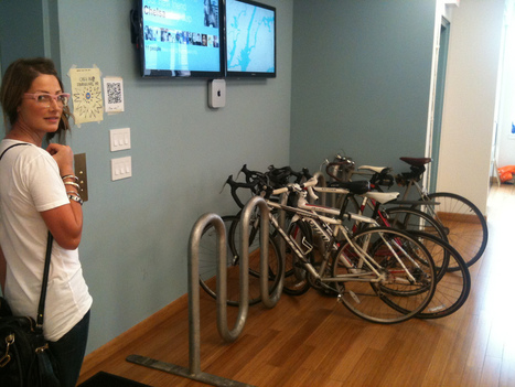 13 Reasons You Should Start Biking To Work | Office Environments Of The Future | Scoop.it