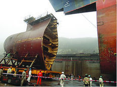 Les bulbes économes des navires de CMA CGM | Eco transport et logistique | Scoop.it