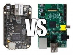 Raspberry Pi vs BeagleBone Black: which one is the best for home automation ? - Open Home Automation | BeagleBone | Scoop.it