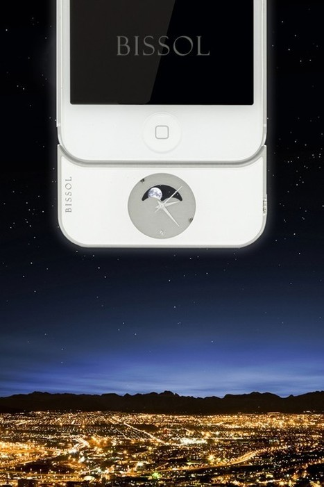 Bissol for iPhone 5 is the world's first mobile timepiece | Reviews of movies, games, books, music, technology | Scoop.it