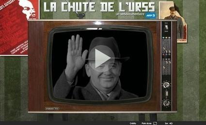 La chute de l'URSS | Films interactifs et webdocumentaires | Scoop.it