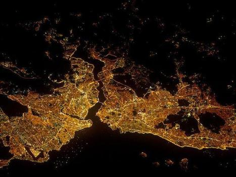 Can You Identify These Cities From Their Light Signatures? | AP HumanGeo | Scoop.it