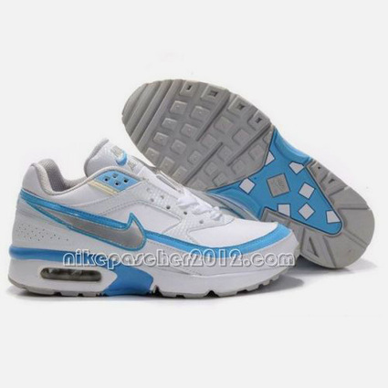 Chaussures Air Max Bw Pour Femme Blanc Bleu : | fashion outlet | Scoop.it