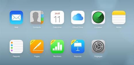 iCloud : quand la perte d'une clé peut vous priver de votre vie numérique | Libertés Numériques | Scoop.it