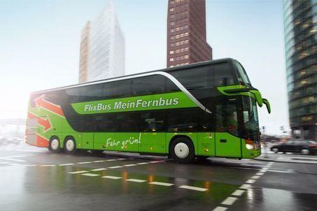 Autocars : l'allemand FlixBus se lance en France   Allemagne tourisme et culture   Scoop.it