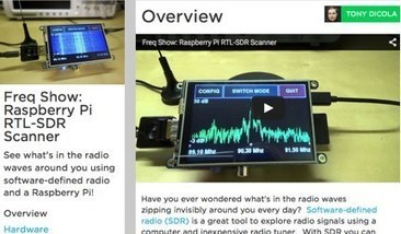 Raspberry Pi SDR Receiver | Raspberry Pi | Scoop.it