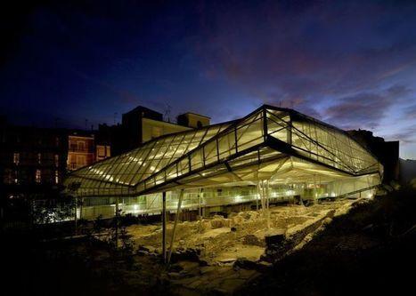 Nueva iluminación para el Templo de Isis del barrio del Foro Romano | LVDVS CHIRONIS 3.0 | Scoop.it