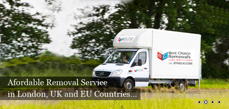 Cheap Home-Furniture Removals Service Company London, UK   Man and Van London   Scoop.it