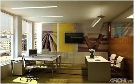 Thiết kế nội thất văn phòng : Phong thủy ánh sáng và kinh doanh | Thiết kế nội thất văn phòng | Scoop.it