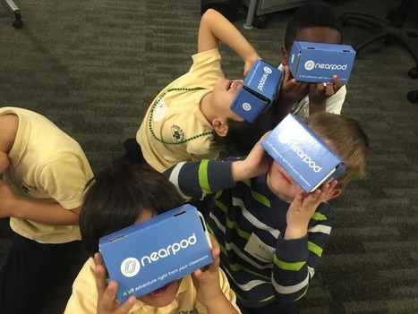 Now there's virtual reality education | Gadgets and education | Scoop.it