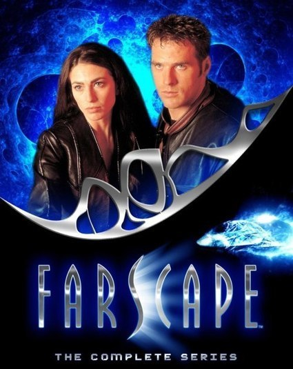Deal of the Day:  Farscape: The Complete Series DVD $46.99 | Science Fiction Future | Scoop.it