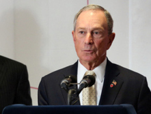 Bloomberg Announces Mayors' Summit To Fight Climate Change - CBS New York | Climate change challenges | Scoop.it