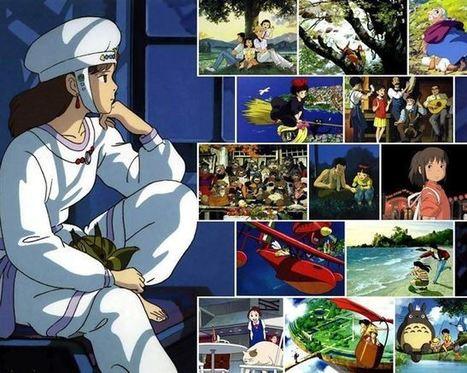 30 aniversario de Studio Ghibli: Sus 22 películas | COMUNICACIONES DIGITALES | Scoop.it