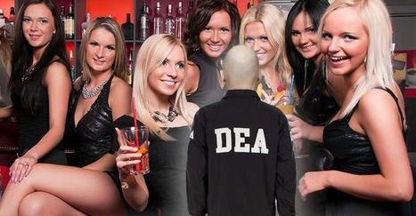 """For Years, DEA Agents Attended Illegal """"Sex Parties"""" Paid for By Drug Cartels, Using Govt Buildings 