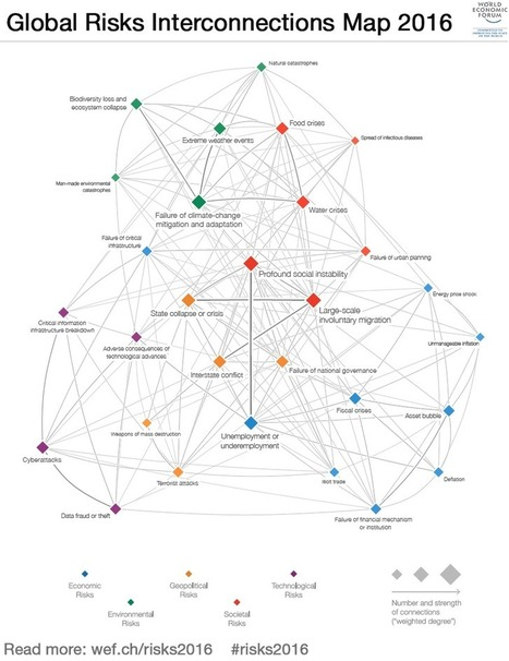 What are the top global risks for 2016? | 2050 | Scoop.it