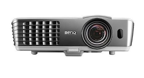 BenQ unveils two 1080p 3D projectors at CES   Digital Projectors   Scoop.it