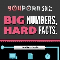 Youporn 2012: Big Numbers, Hard Facts.   Visual.ly   A Geography Scrapbook   Scoop.it