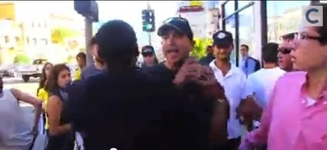 I Was Assaulted by Cops for Daring to Have a Conversation at a Pro-Israel Rally in LA | Raising Cain | Scoop.it