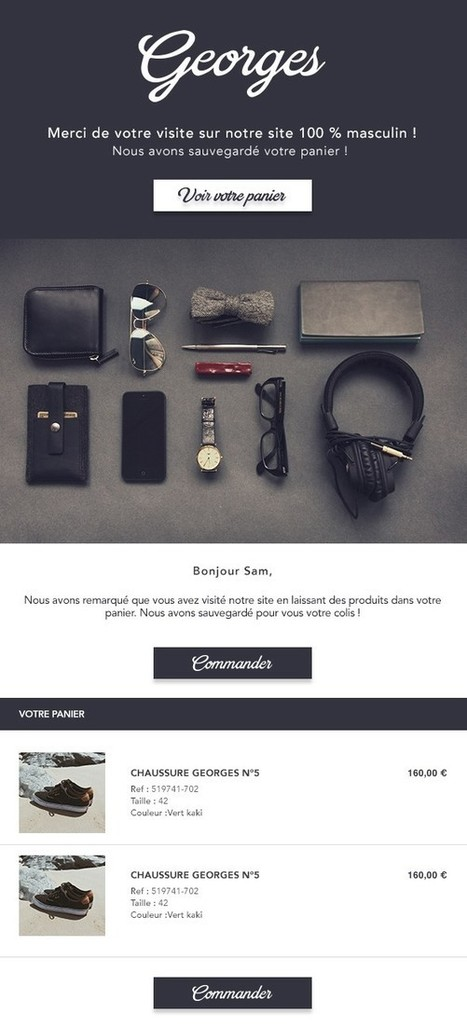 Comment réengager un client suite à un abandon de panier ? | Stratégies et tendances de l'E-marketing | Scoop.it