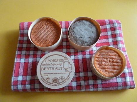 Trois Bourguignons costauds, grands cœurs, belle allure... | The Voice of Cheese | Scoop.it