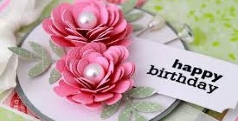 Say Happy Birthday to Your Girlfriend with Fresh Happy Birthday Flowers | The Flower Box | Scoop.it