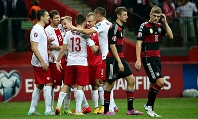 Poland 2-0 Germany press reaction: 'A miracle win that defied physics' | Sport | Scoop.it