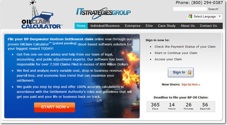 Deepwater Horizon Software | Digital-Warriors Internet Marketing | Scoop.it