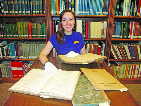 Archivist to begin column in local newspaper « The Packet Newspaper | The Information Professional | Scoop.it