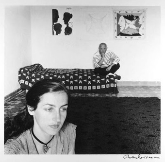 "ART GOSSIPS: ""Mi Vida con Picasso"" de Françoise Gilot 