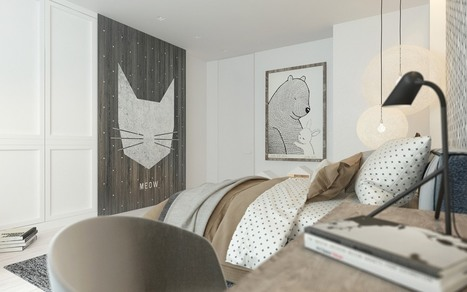 A Pair Of Childrens Bedrooms With Sophisticated Themes | A. Perry Design Lounge | Scoop.it