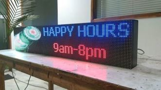 Programmable Led Signs Can Offer You with the Best Led Modules | Tickerplay Signs and Displays | Scoop.it