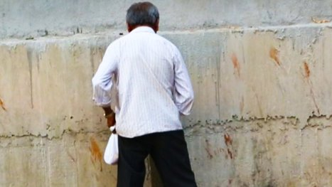 #BBCtrending: The men blasted for urinating in public | The Global Village | Scoop.it